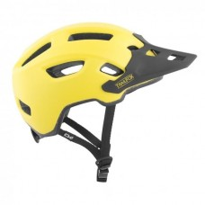 CASCO TSG TRAIL FOX SOLID COLOR AMARILLO MATE SATIN