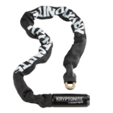 Cadena Integrada c/ llave Krytonite 785 color negro