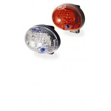 SET DE LUCES PLANET BIKE DELANTERO Y POSTERIOR BLINKY SAFETY