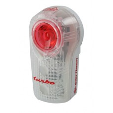 LUZ ROJA TRASERA PLANET BIKE TURBO 1 WATT