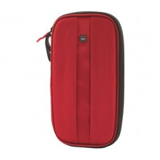 TRAVEL ACCESSORIES 4.0, TRAVEL ORGANIZER W/RFID, RED